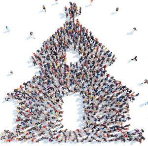 cirkev sú ľudia, nie steny