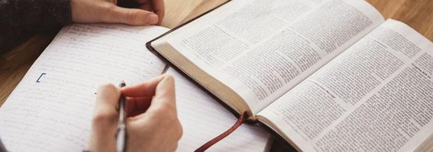 Ako študovať Bibliu